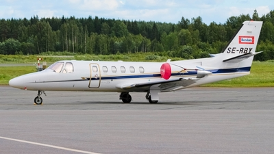 SE-RBY - Cessna 550B Citation Bravo - Benders Air