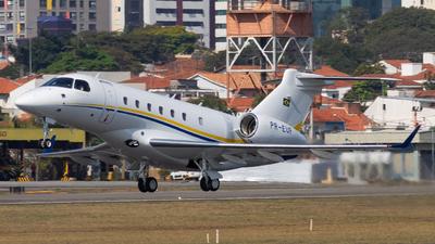 PR-EUF - Embraer EMB-550 Legacy 500 - Private