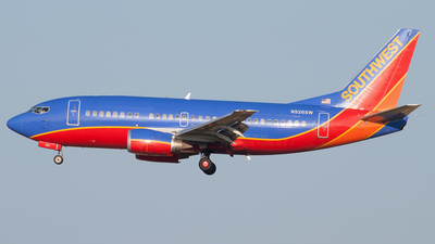 N526SW - Boeing 737-5H4 - Southwest Airlines