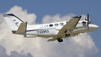YV2963 - Cessna 425 Conquest I - Private