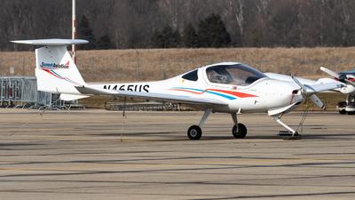 N465US - Diamond DA-20-C1 Eclipse - Sweet Aviation