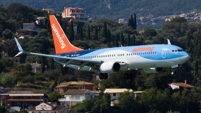 G-FDZY - Boeing 737-8K5 - Sunwing Airlines (TUI)