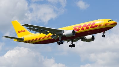 D-AEAC - Airbus A300B4-622R(F) - DHL (European Air Transport)