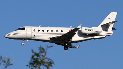 B-8120 - Gulfstream G200 - Deer Jet