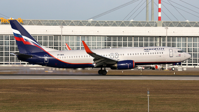 A picture of VPBKK - Boeing 7378LJ - Aeroflot - © Stefan Mayer