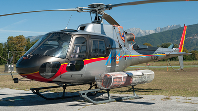I-LASB - Eurocopter AS 350B3 Ecureuil - Heliwest
