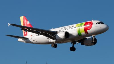 CS-TTH - Airbus A319-111 - TAP Air Portugal