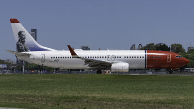 A picture of LVITK - Boeing 7378JP - JetSMART - © Agustin APS