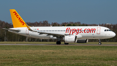 A picture of TCNBD - Airbus A320251N - Pegasus Airlines - © Finnographie