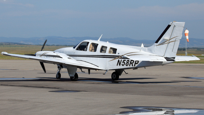 N58RP - Beechcraft 58P Baron - Private