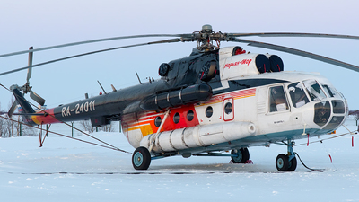 RA-24011 - Mil Mi-8MTV-1 Hip - Naryan-Mar Air Enterprise