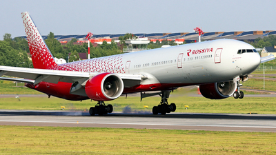 A picture of EIGFB - Boeing 77731H(ER) - Rossiya - © DimAN Kazakov