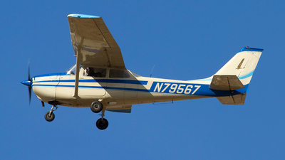 N79567 - Cessna 172K Skyhawk - Private