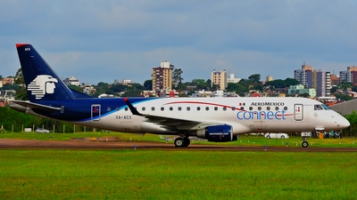 A picture of XAACX - Embraer E175LR - [17000126] - © Germano SBPA