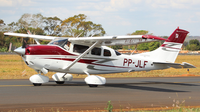 PP-JLF - Cessna T206H Turbo Stationair - Private