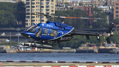 N406TD - Bell 407 - Helicopter Flight Services