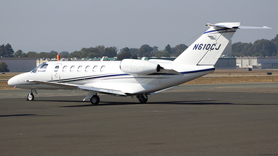 N610CJ - Cessna 525B CitationJet 3+ - Textron Aviation