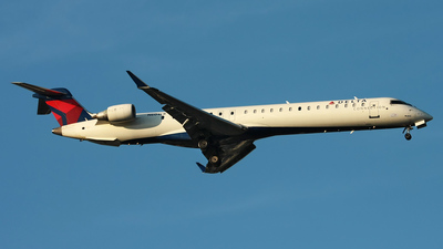 N604LR - Bombardier CRJ-900LR - Delta Connection (Mesaba Airlines)