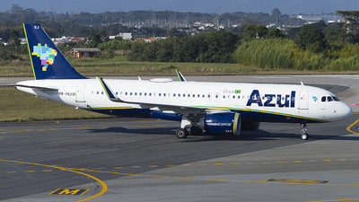 A picture of PRYRJ - Airbus A320251N - Azul Linhas Aereas - © Jss aviation_photography