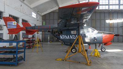 761 - Cessna O-2A Skymaster - Uruguay - Navy