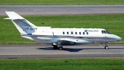 VP-BMY - Raytheon Hawker 1000 - Sirius-Aero