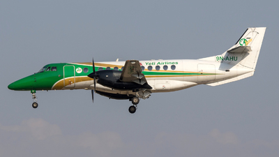 9N-AHU - British Aerospace Jetstream 41 - Yeti Airlines