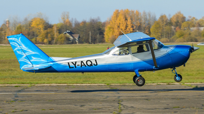 LY-AQJ - Cessna 172I Skyhawk - Private