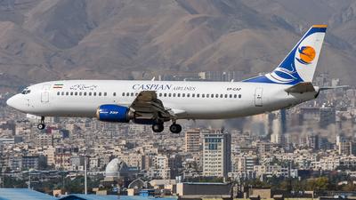 EP-CAP - Boeing 737-4H6 - Caspian Airlines