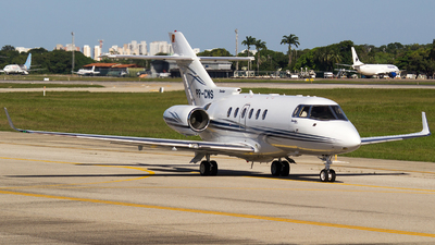 PP-CNS - Hawker Beechcraft 850XP - Private