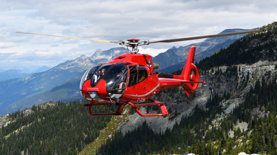 A picture of CGUNL - Airbus Helicopters H130 - [4690] - © Rocky Wang
