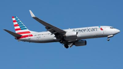 N815NN - Boeing 737-823 - American Airlines
