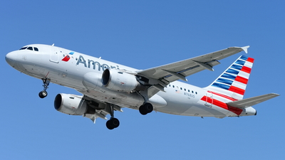 N768US - Airbus A319-112 - American Airlines