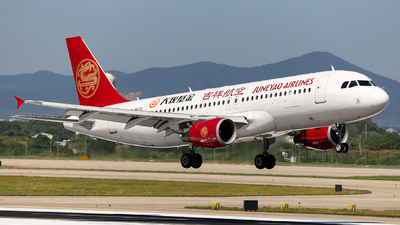 B-6670 - Airbus A320-214 - Juneyao Airlines