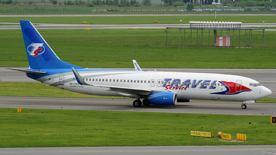 OK-TSJ - Boeing 737-8AS - Travel Service