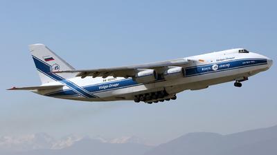 RA-82047 - Antonov An-124-100 Ruslan - Volga Dnepr Airlines