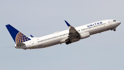 N38403 - Boeing 737-924 - United Airlines