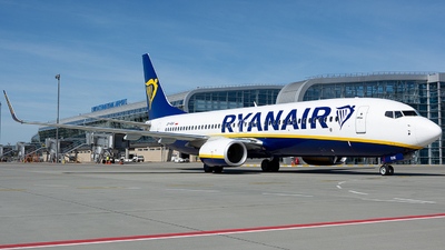 SP-RSK - Boeing 737-8AS - Ryanair Sun