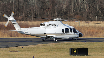 N926CF - Sikorsky S-76C - Private