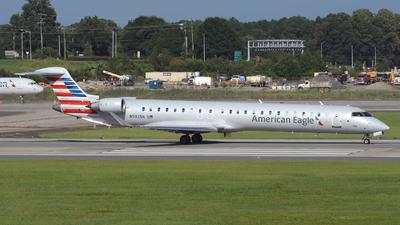 N592NN - Bombardier CRJ-900LR - American Eagle (PSA Airlines)