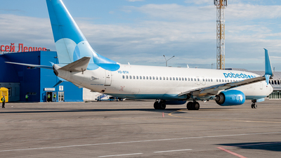 VQ-BTH - Boeing 737-8LJ - Pobeda