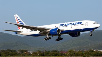 A picture of EIUNW - Boeing 777222(ER) - [30214] - © Arkady Perevoznikov