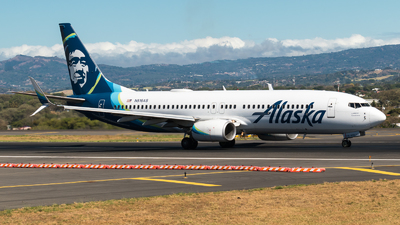 A picture of N516AS - Boeing 737890 - Alaska Airlines - © Alfredo La Red