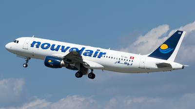 A picture of TSINO - Airbus A320214 - Nouvelair Tunisie - © RAFAL KUKOWSKI