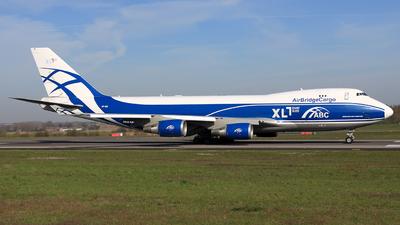 A picture of VPBIK - Boeing 74746NF(ER) - AirBridgeCargo Airlines - © Helmut Schnichels