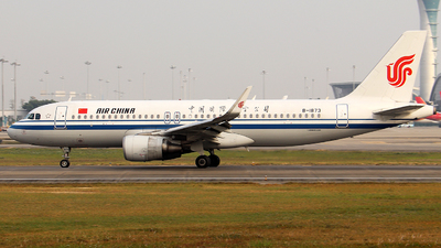 B-1873 - Airbus A320-214 - Air China