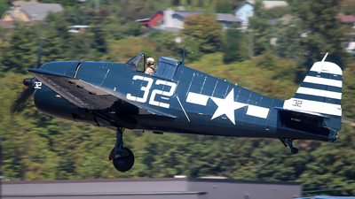NX79863 - Grumman F6F-5 Hellcat - Flying Heritage & Combat Armor Museum