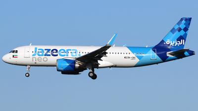 9K-CBC - Airbus A320-251N - Jazeera Airways