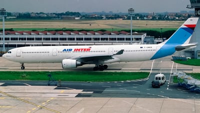 F-GMDA - Airbus A330-301 - Air Inter