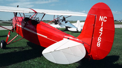 NC14768 - Fairchild 22 C7D - Private