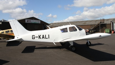 G-KALI - Piper PA-28-140 Cherokee - Private